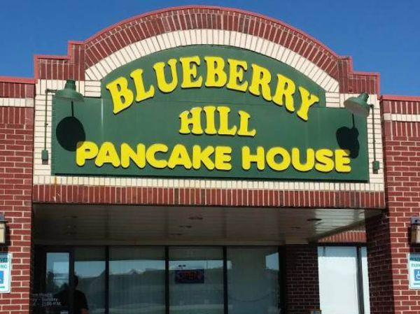 Blueberry Hill Pancake House