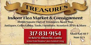 Treasures Indoor Flea Market & Consignment