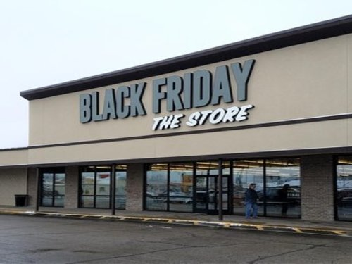 Black Friday The Store
