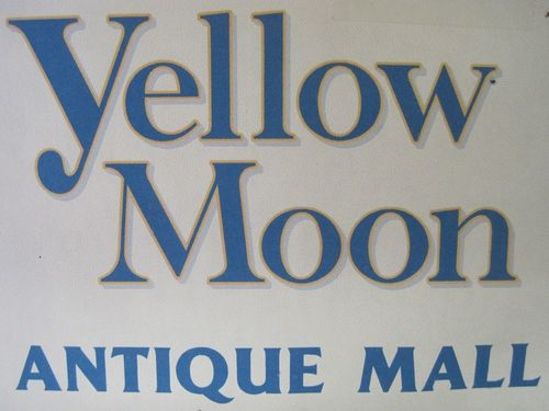 Yellow Moon Antique Mall