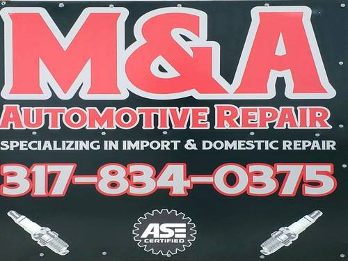 M&A Complete Automotive Repair