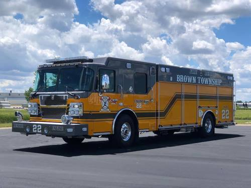 Brown Township Fire Department